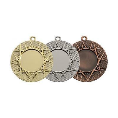 Pimssport Zamac Medaille goud E225.1 50mm